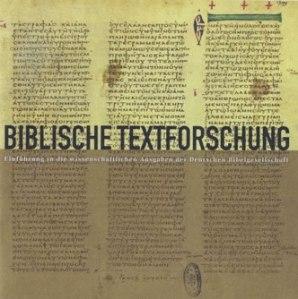 biblischetextforschung